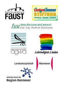 Logos unserer Partner